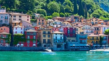 Lake of Como Tour from Milan With Bellagio