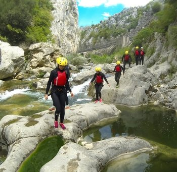 Half day CANYONING tour from Split