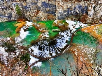 Small group Plitvice lakes tour