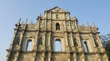 Macau City Sightseeing Tour (Pick-up & Drop-off in Macau)