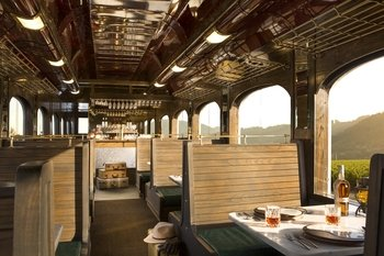 Napa Valley Wine Train Collective Package