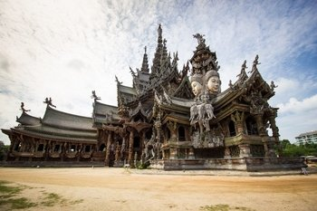 Pattaya Sanctuary Of Truth -Ticket Only