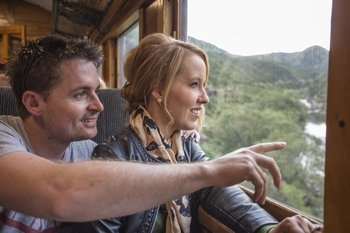 Taieri Gorge Scenic Railway Ticket