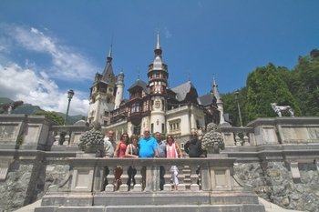 Small Group Tour Dracula & Peles Castles and Transylvania