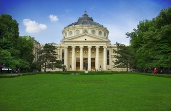Small Group Half-Day Bucharest Sightseeing Tour