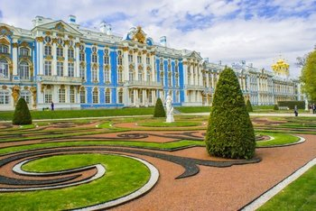Tsarskoye Selo Highlights:Catherine Park & Local Attractions