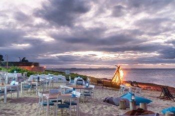 Sunset Dinner Experience with Malamala Beach Club