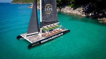 Full Day Cruise on Hype Luxury Boat Club
