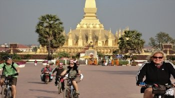 Full day Vientiane Cycling Retreat