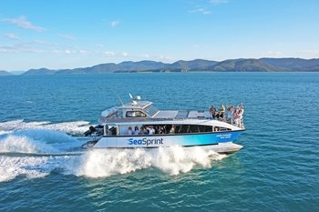 Express Fly and Cruise Whitsundays Package