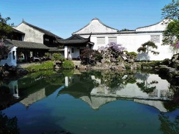 Suzhou & Zhouzhuang Water Village One Day Tour with Lunch