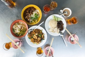 Chef-designed Bangkok Food Tour with Klong Boat Ride