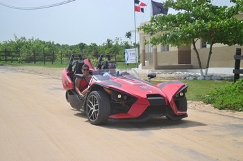 Slingshot Ride The #1 Tour in Punta Cana