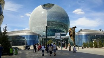 2.5-Hour Astana Sightseeing PM Tour