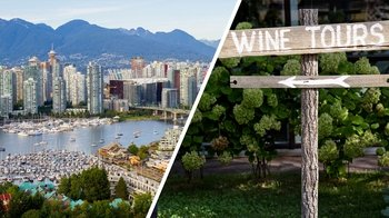 Vancouver and Wine