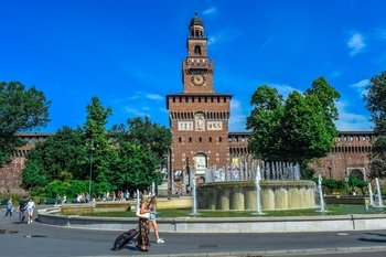 Sforza Castle Guided Tour