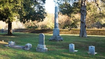 Guided Historic Cemetery Tour