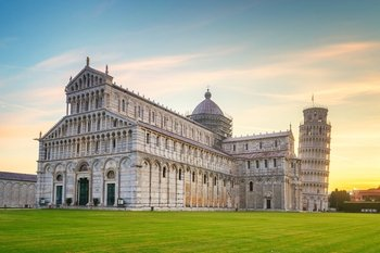 Pisa Leaning Tower Guided Tour for Small Groups