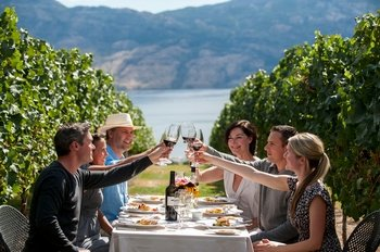 4 Hour All-Inclusive West Kelowna Wine Tour