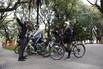 Recoleta and Palermo Bike Tour