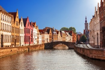 Excursion to Bruges in Spanish