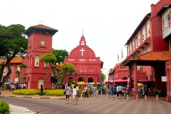 Guided Melaka Shore Excursions with Lunch