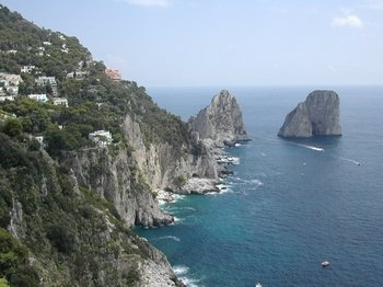 Capri & Anacapri Boat Tour from Sorrento- Winter