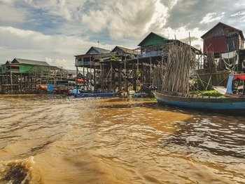 Half-Day Kampong Phluk Village and Tonle Sap Lake Discovery
