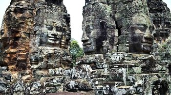 Two-days tour discover Angkor Wat and Floating Village