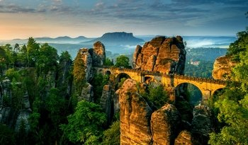 Best of Bohemian Saxon Switzerland from Dresden- Hiking Tour