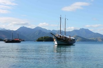 Angra dos Reis Archipelago Cruise with Lunch