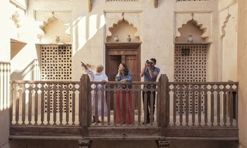 Tour of Inspiring Interiors of Nizwa, Bahla & Jabrin Fort