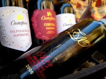 AMARONE AND VALPOLICELLA IN BOTTEGA