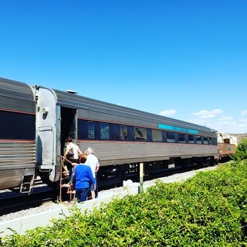 Verde Valley Rail and Montezuma Castle Sightseeing Tour