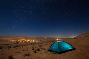 Empty Quarter and Lost city (OVERNIGHT CAMPING on FB Basis)