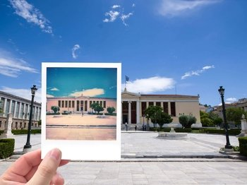 Polaroid Highlights Tour Athens