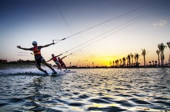 Cable Wakeboarding Experience in Marrakech