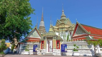 Bangkok Temples & City Tour with or without Hotel Pick Up