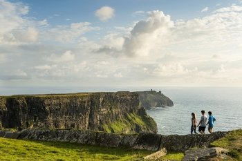Cliffs Of Moher, Burren and Galway Tour From Dublin