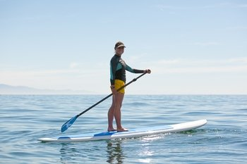 Stand Up Paddleboarding (SUP) Lesson in Santa Barbara