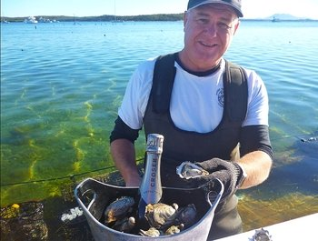 Oyster Farm & Tasting Tour - Coffin Bay