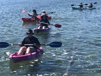 Kayak Hire - Coffin Bay