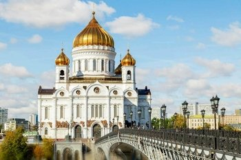 Check off the Major Moscow Sights Private Tour