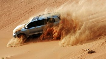 Arabian Overnight Safari With Camel Ride, Dune Bashing & BBQ