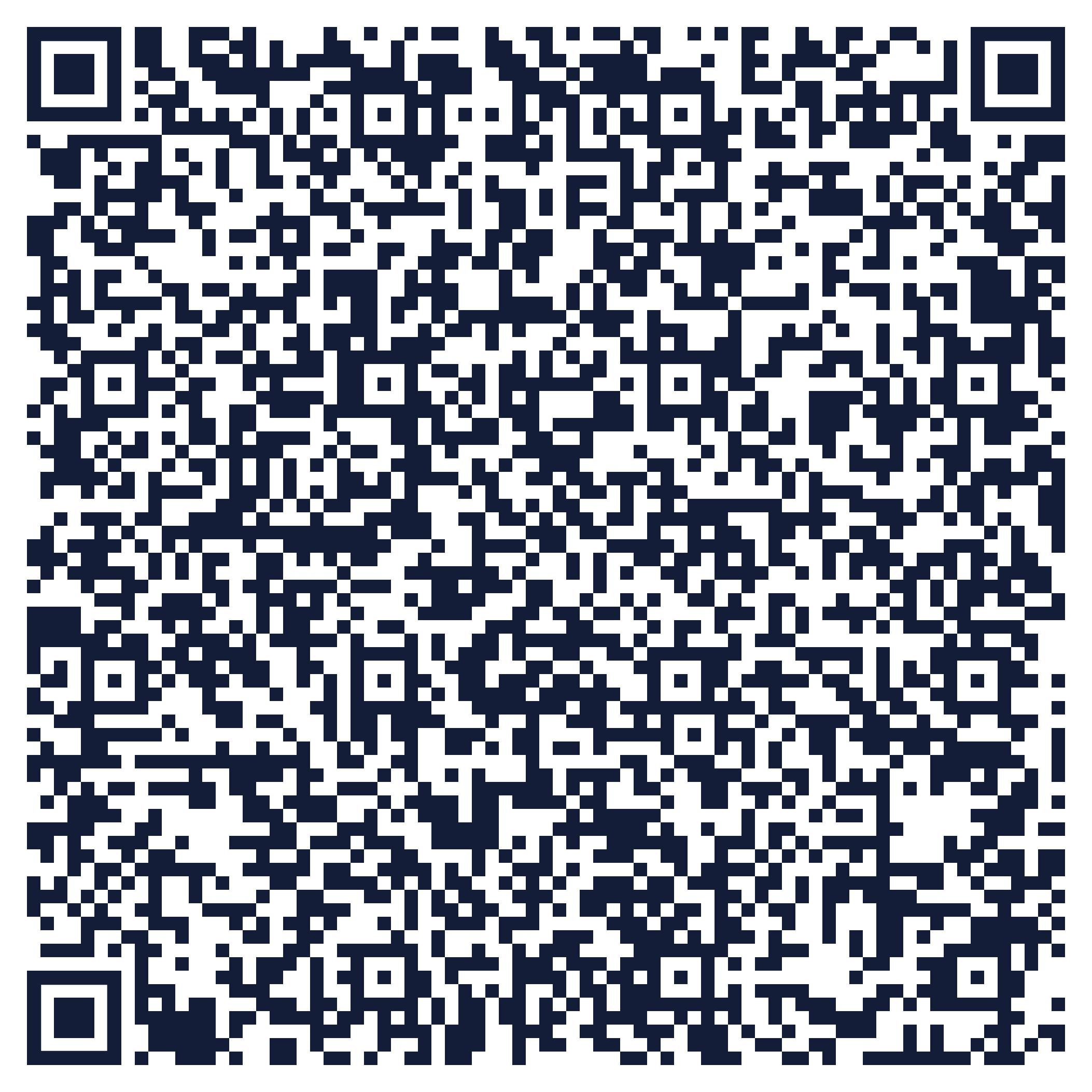 Scannerizza il codice QR