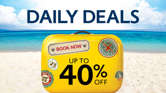 Daily mail deals travel