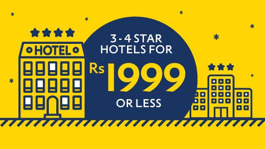 Quality hotels at popular destinations