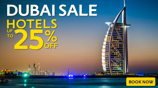 Shop to your heart's content in Dubai.