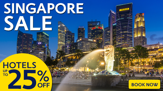 Great deals for Singapore. Book your vacation here!