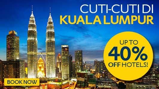 Cuti-Cuti Di Kuala Lumpur!